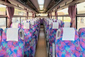 嘉穂観光 中型バス