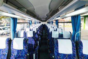 嘉穂観光777 大型バス