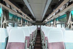大型車両555 座席画像