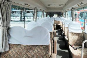 小型車両053 座席画面